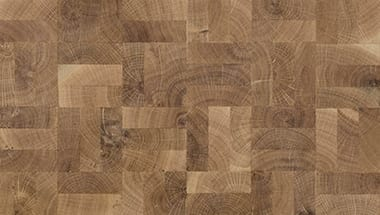 End Grain Mosaic